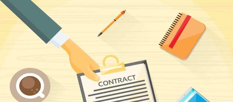 Ny kontrakt